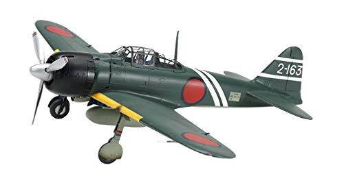 タミヤ 1/48 マスターワークコレクション No.97 三菱 零式艦上戦闘機 二二型甲 第201航空隊 2-163 塗装済み完成モデル 21097