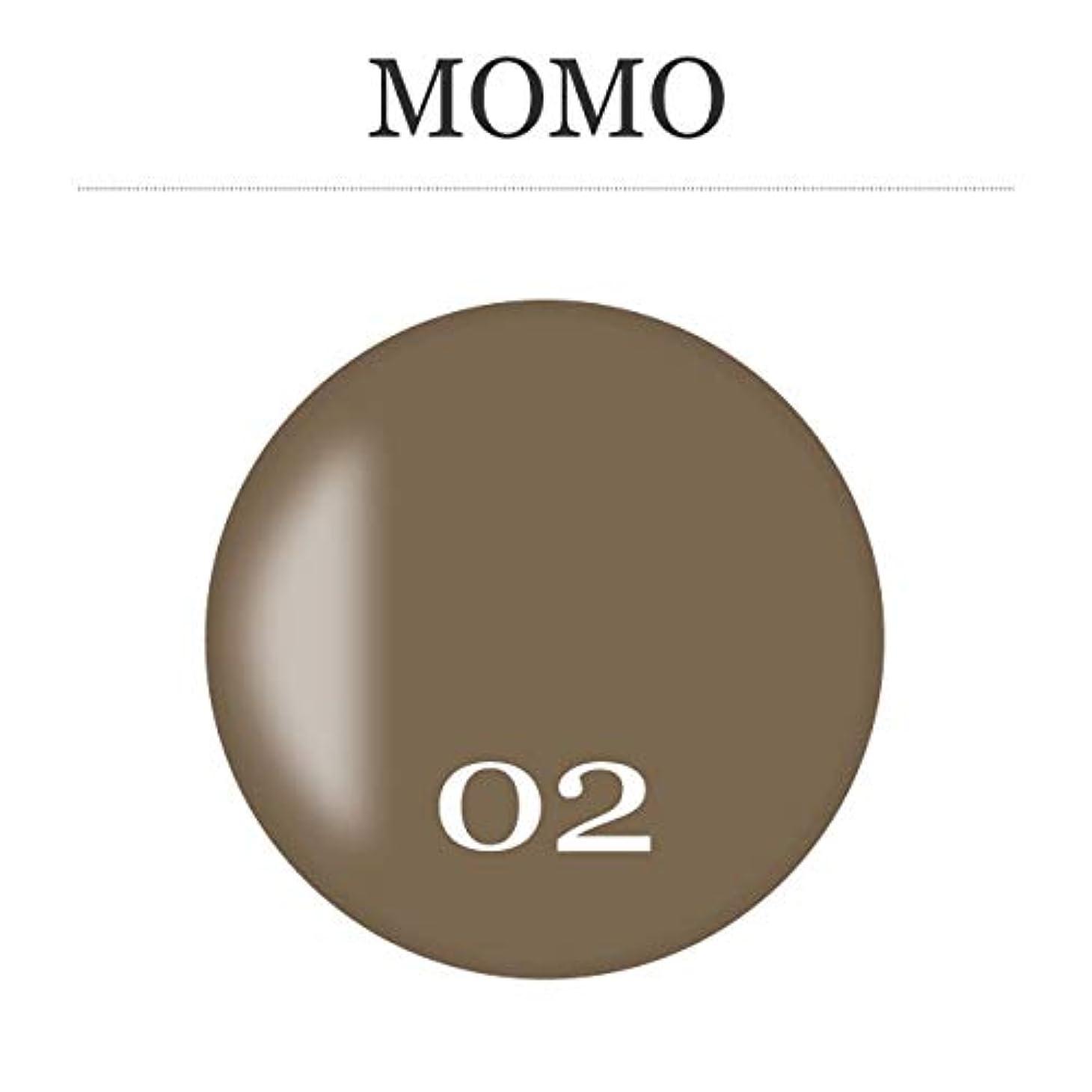 絡まる我慢する古いカラージェル MOMO-02 by nail for all