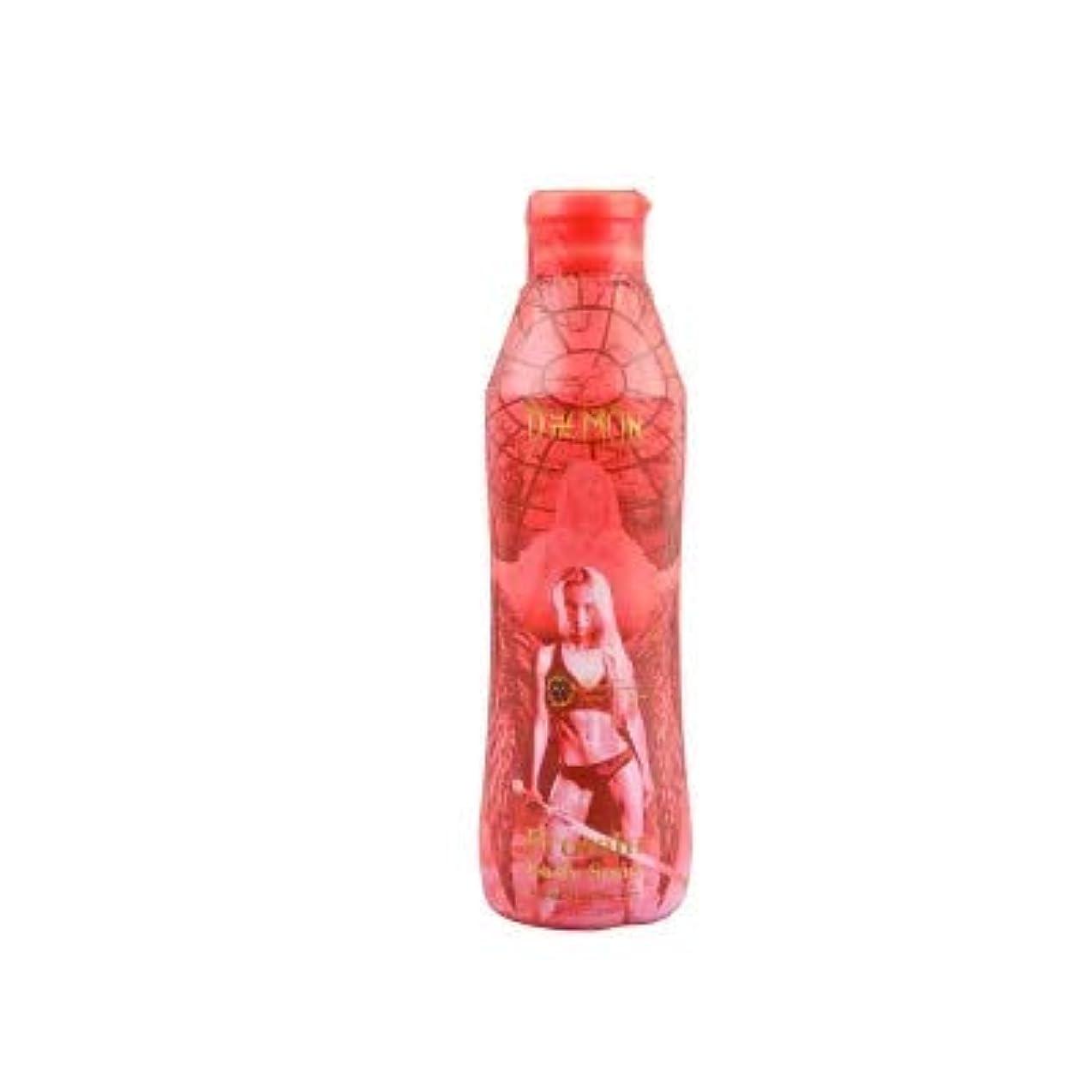 全く安西変色するDaemon プロテインボディソープ 女性用 450mL EXOTIC Cafeの香り