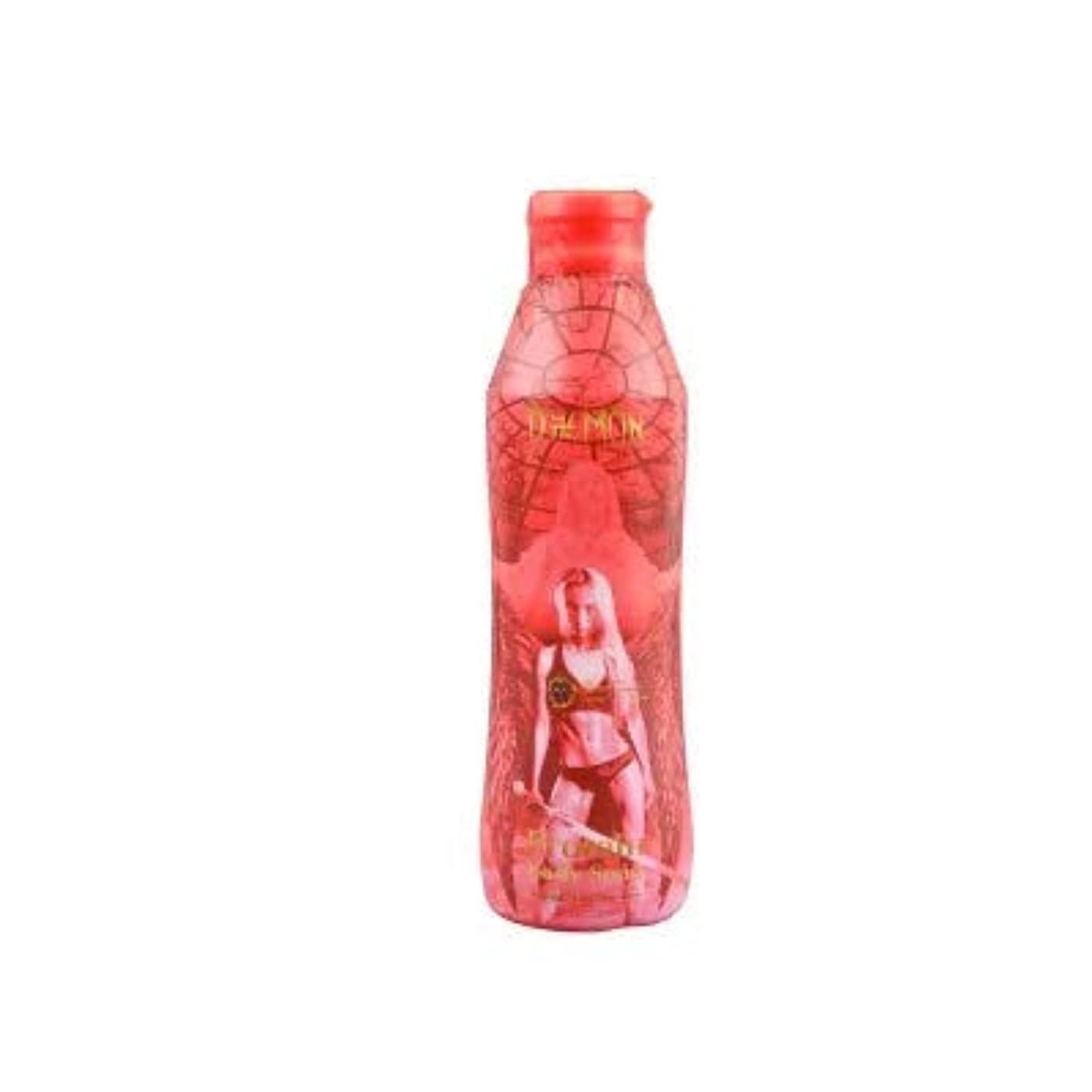 枯渇する石癒すDaemon プロテインボディソープ 女性用 450mL EXOTIC Cafeの香り