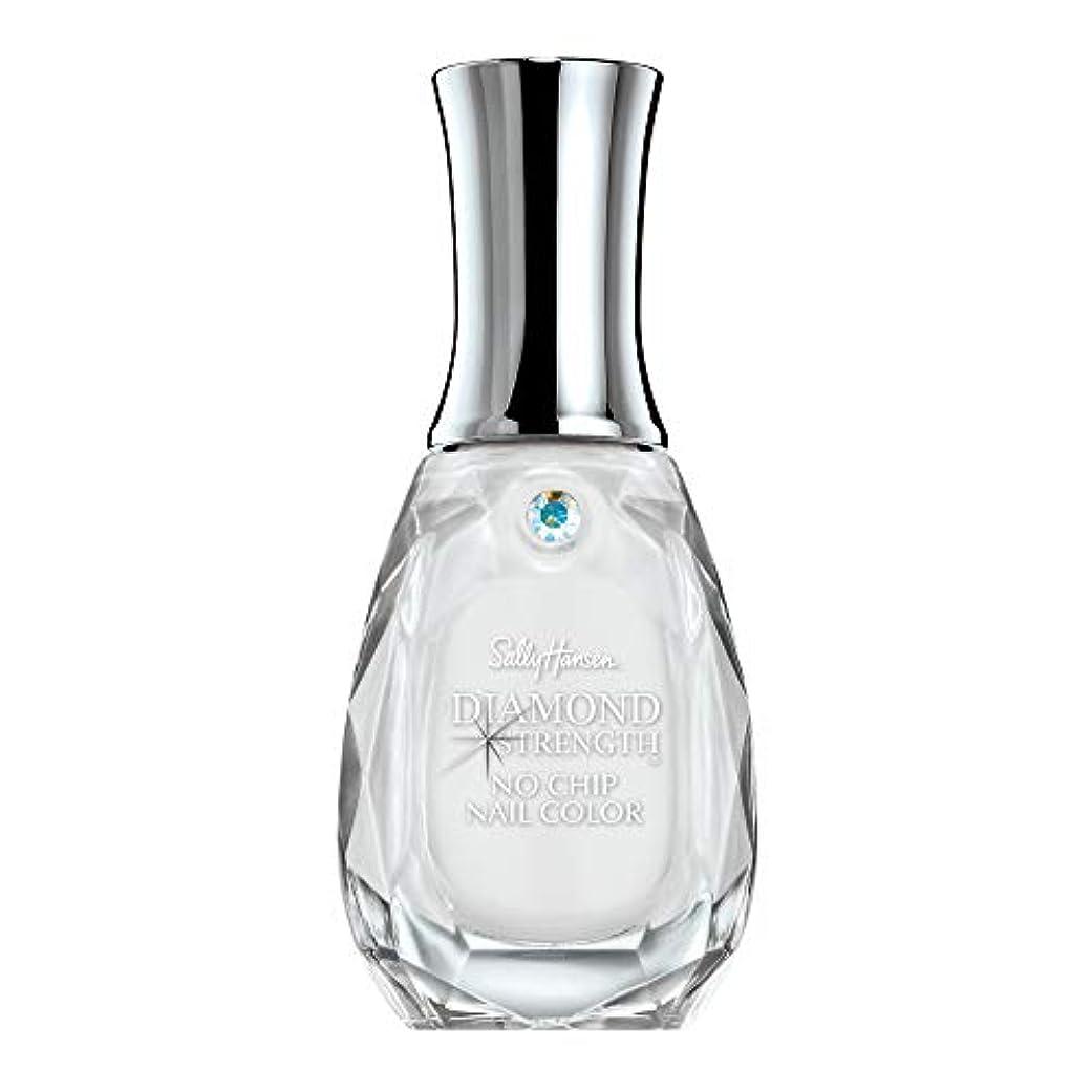 オセアニアわな長いですSALLY HANSEN DIAMOND STRENGHT NO CHIP NAIL COLOR #01 FLAWLESS