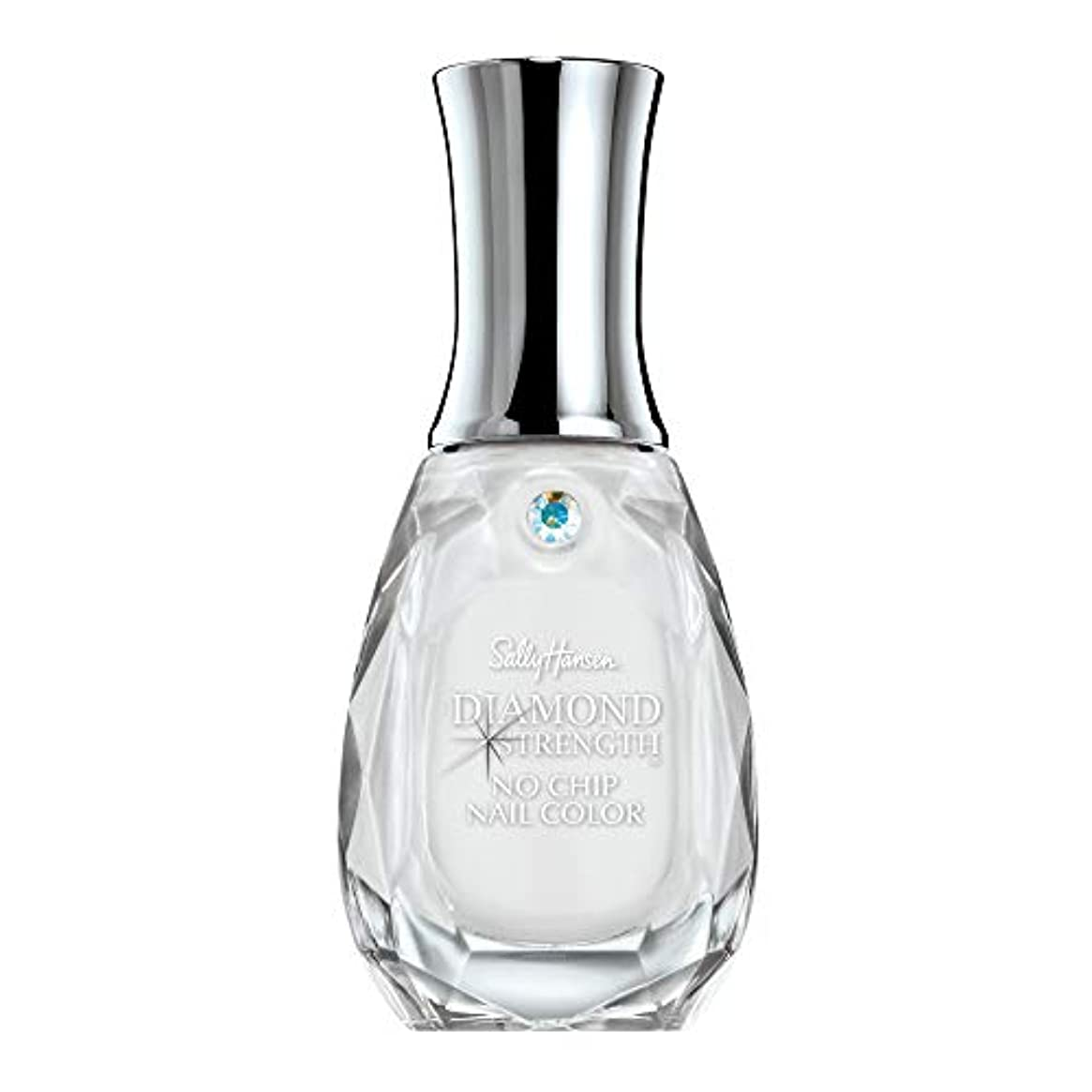 SALLY HANSEN DIAMOND STRENGHT NO CHIP NAIL COLOR #01 FLAWLESS