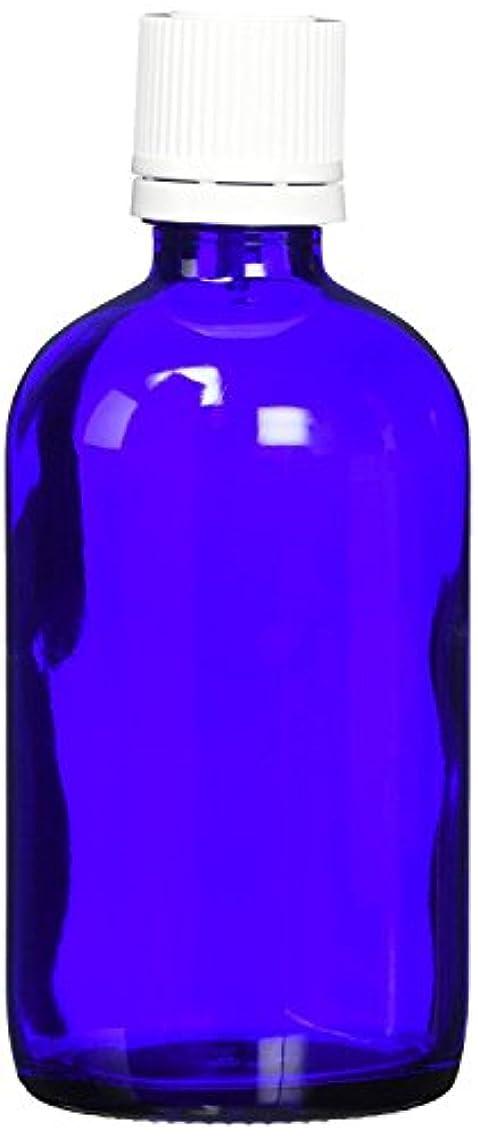 消費するヘルシー取得ease 遮光ビン ブルー 100ml (国内メーカー)