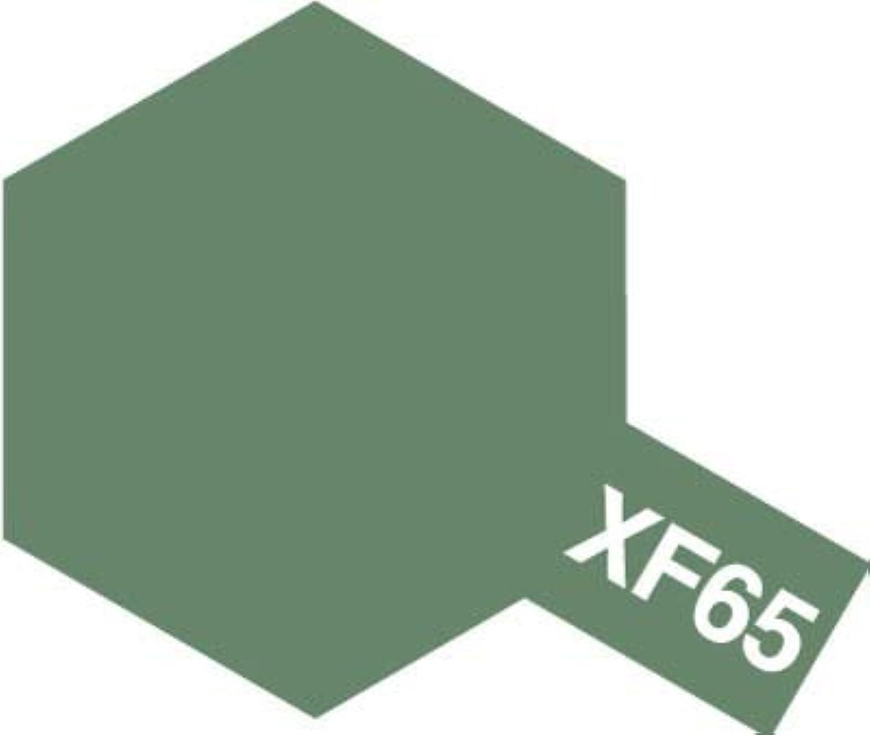 ■エナメル XF-65 フィールドグレイ 80365【タミヤ/TAMIYA】