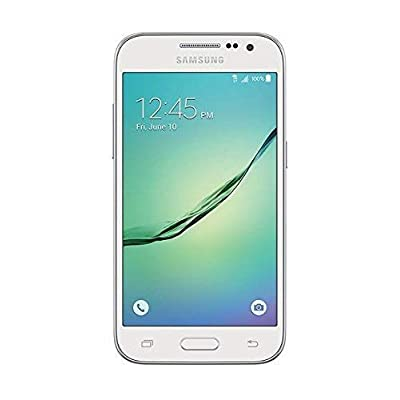 Samsung Galaxy Core Prime G360T 4G LTE T-Mobile - White (Certified Refurbished) [並行輸入品]