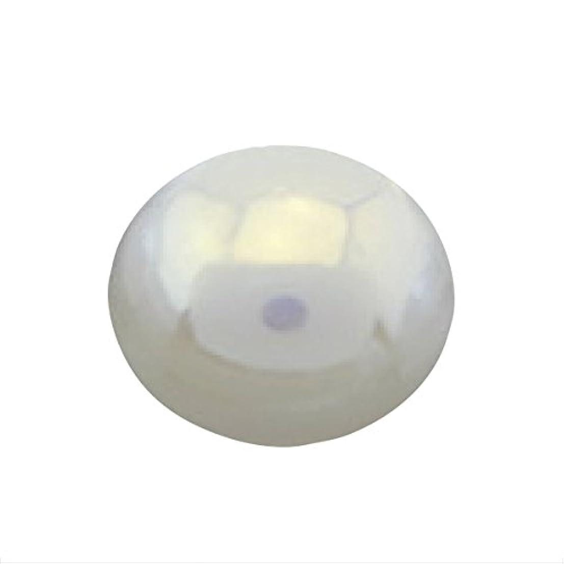 シャックルゆるい下にパールオーロラホワイト1.5mm(50個入り)