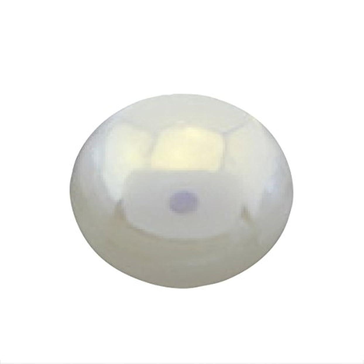 ロイヤリティ貧しい日常的にパールオーロラホワイト1.5mm(50個入り)