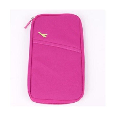 トラベルグッズ パスポートケース ピンク【9701】