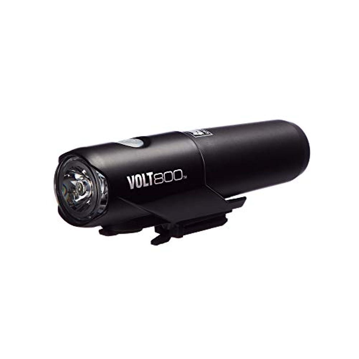 のぞき穴行アンビエントCateye None Volt 800 Bike Light - Front (Default, Black) by Generic