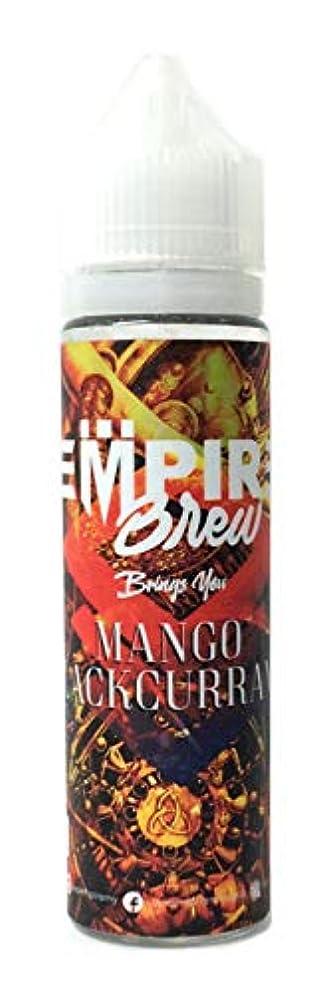 クライアント抑制けがをするEMPIRE Brew 電子タバコリキッド60ml (MANGO BLACKCURRANT(マンゴーカシス))