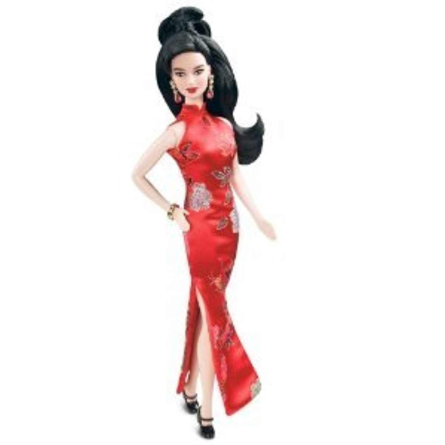Barbie(バービー) Collector Dolls of The World China Doll ドール 人形 フィギュア(並行輸入)