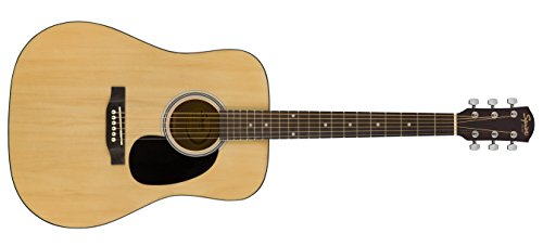 Squier by Fender アコースティックギター SA-150 SQUIER DREADNOUGHT, NATURAL