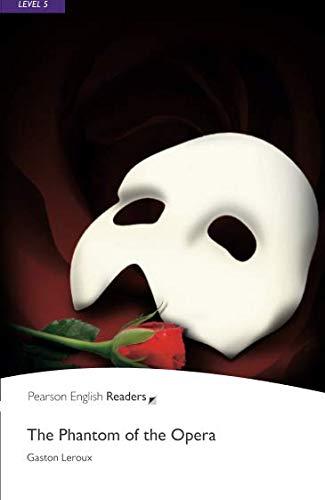 Penguin Readers: Level 5 THE PHANTOM THE OPERA (Penguin Readers, Level 5)の詳細を見る