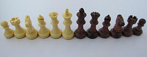 折りたたむと中にコマを収納できるチェスボード チェッカー 最大 【平行輸入品】