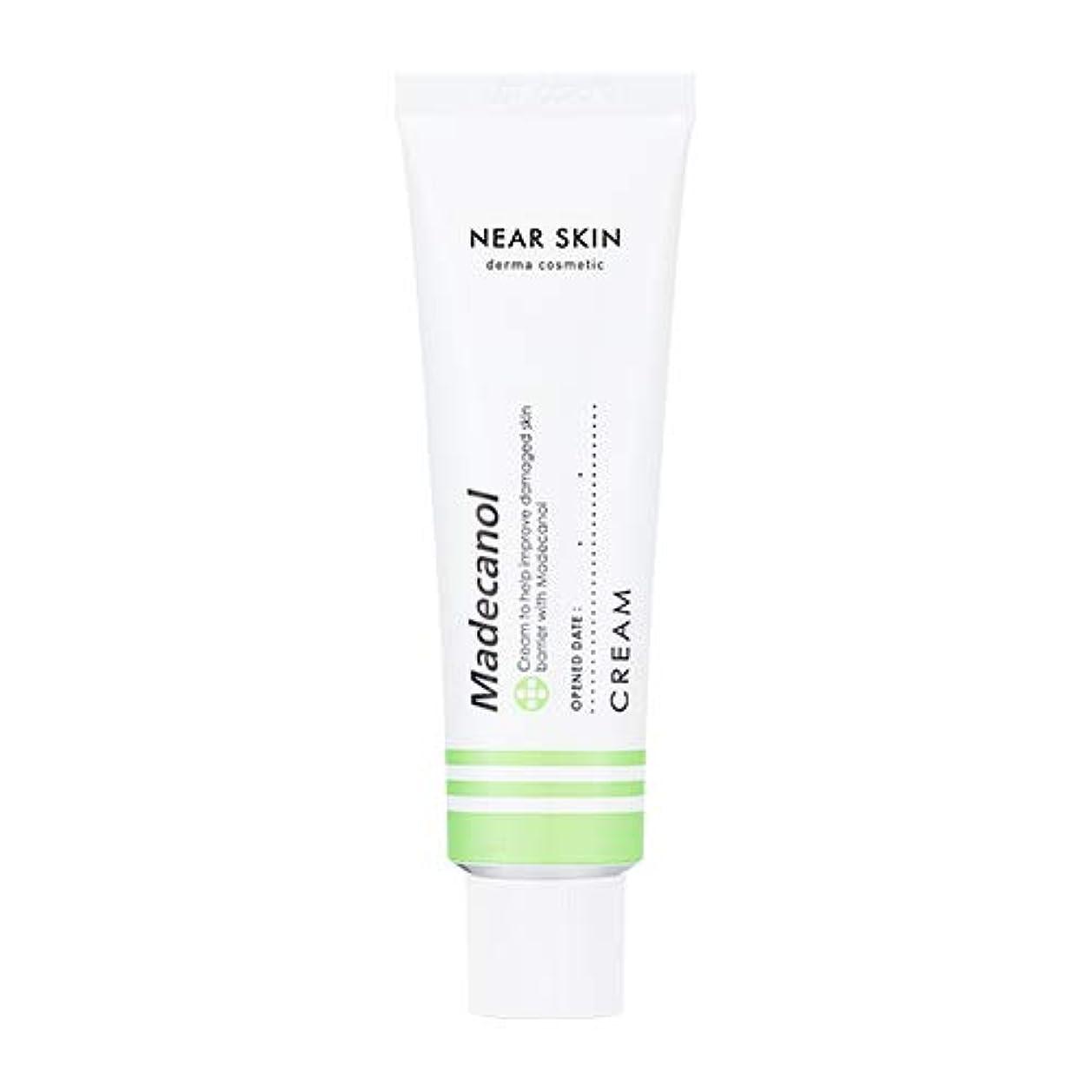 コミット申請中パンチミシャ ニアスキンマデカノールクリーム/MISSHA NEAR SKIN Madecanol Cream 50ml [並行輸入品]