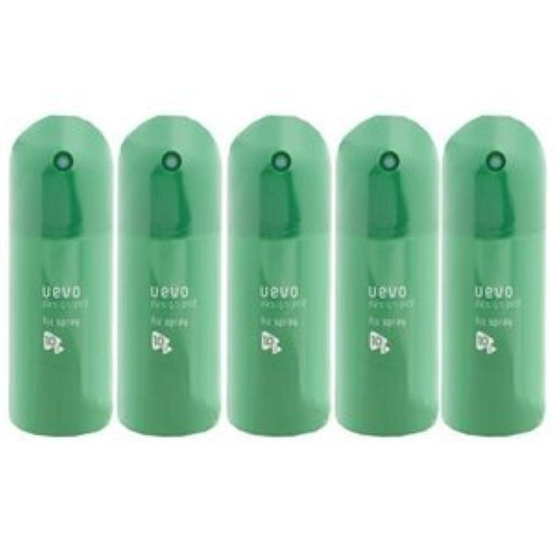 おじいちゃんガロンそよ風【X5個セット】 デミ ウェーボ デザインポッド フィックススプレー 220ml fix spray