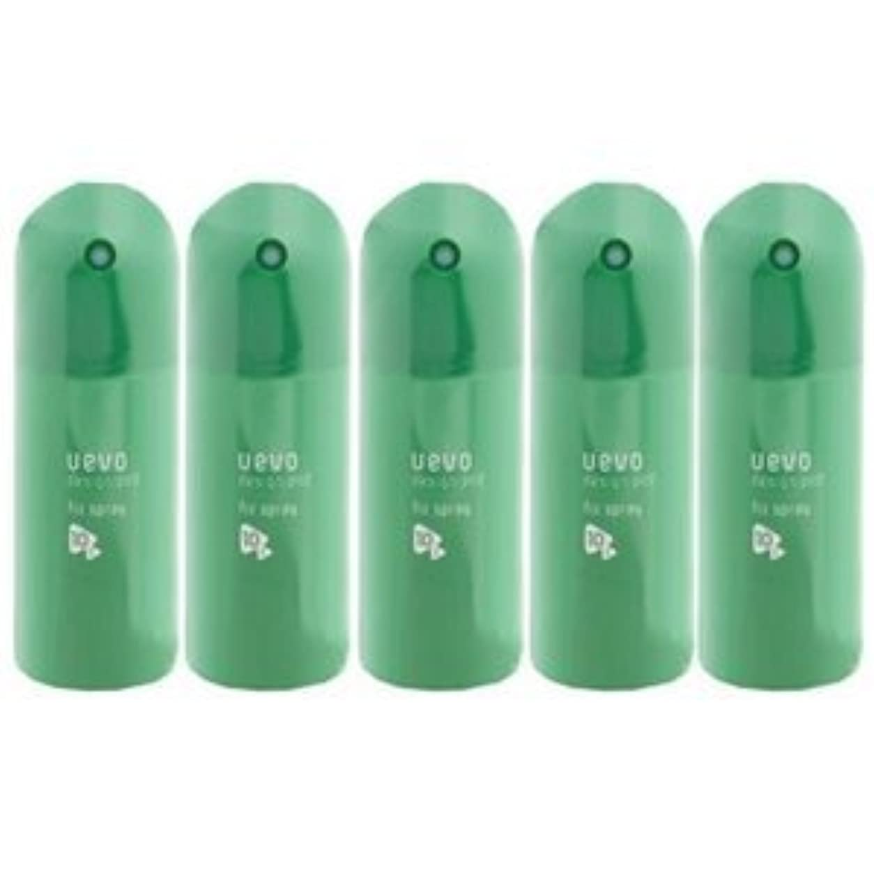 産地モジュール夫婦【X5個セット】 デミ ウェーボ デザインポッド フィックススプレー 220ml fix spray