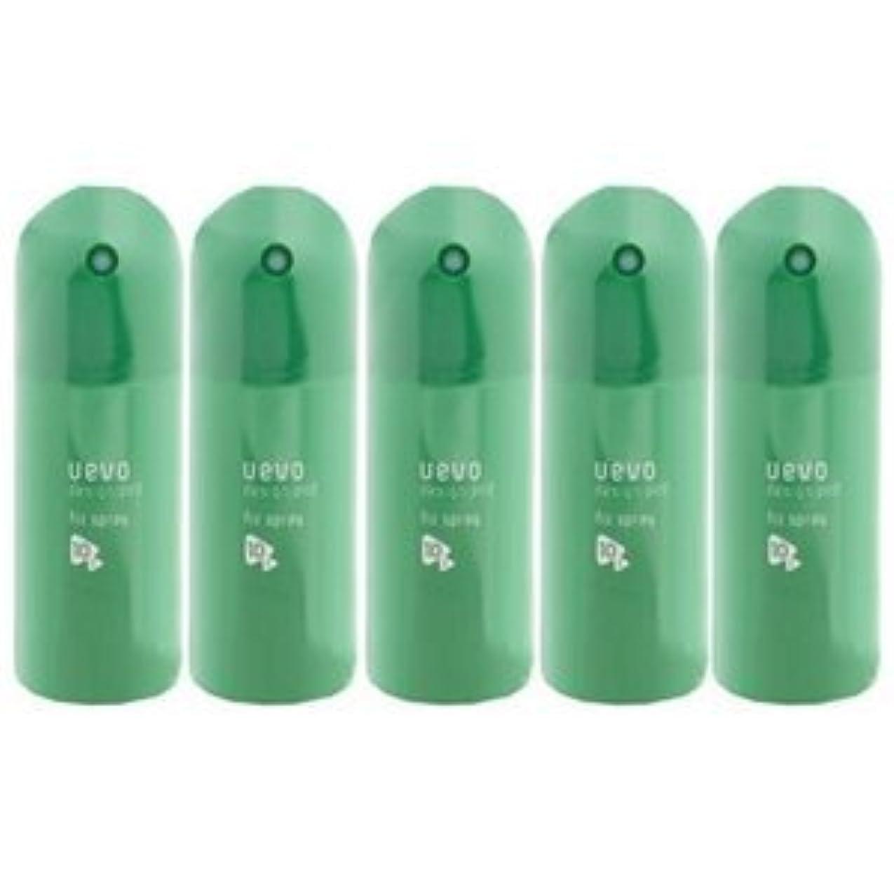 真珠のような慣らす洗練された【X5個セット】 デミ ウェーボ デザインポッド フィックススプレー 220ml fix spray