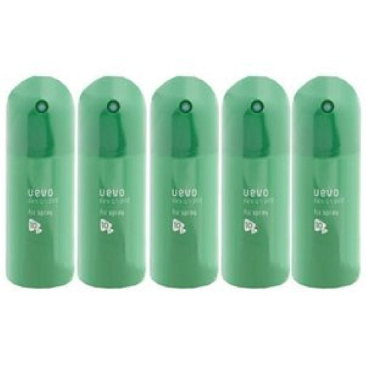 バズ排除する驚いた【X5個セット】 デミ ウェーボ デザインポッド フィックススプレー 220ml fix spray