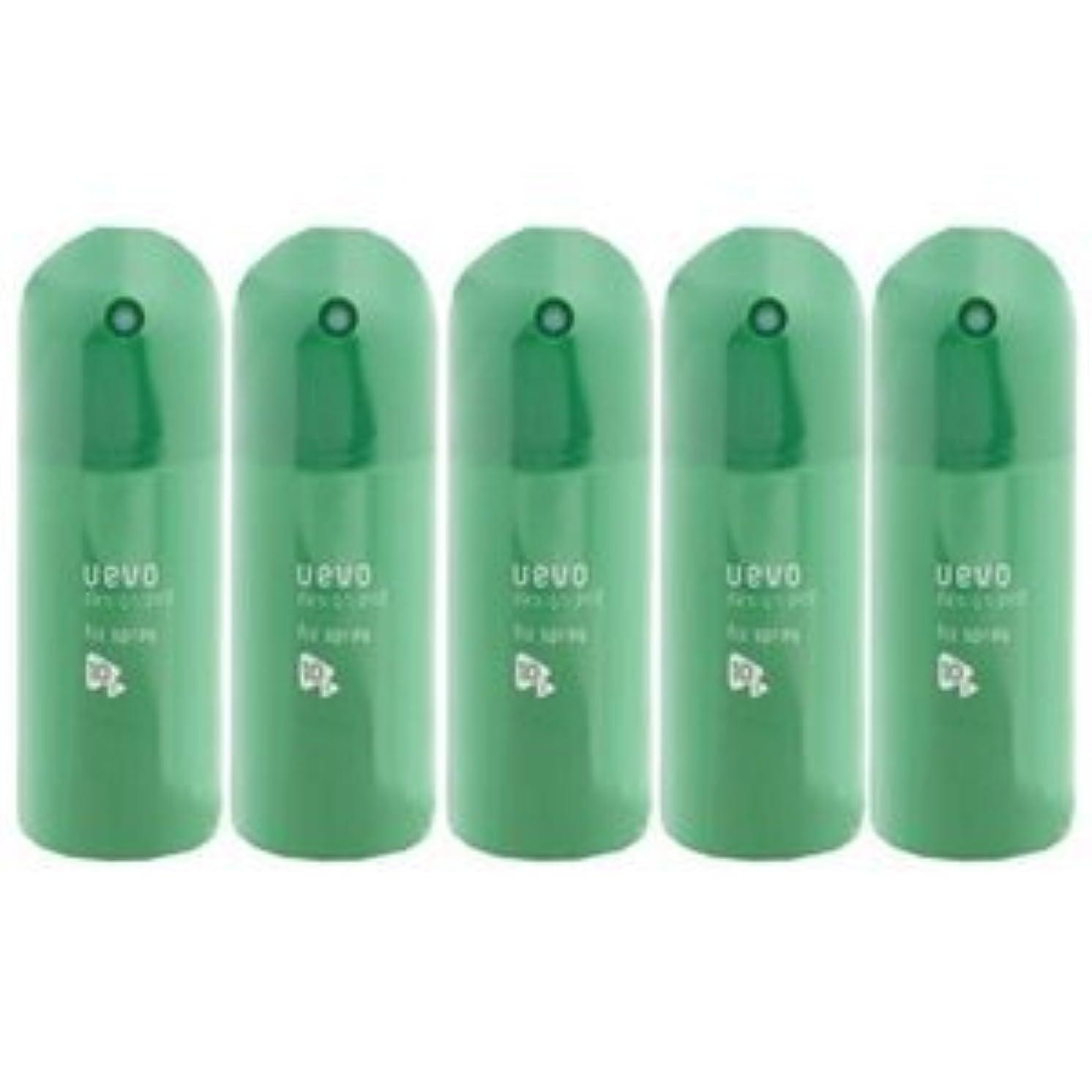 合理化やめる男性【X5個セット】 デミ ウェーボ デザインポッド フィックススプレー 220ml fix spray