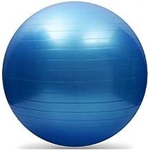 AINAAN Premium Extra Thick Yoga Ball, Anti-Burst-Slip Resistant55cm Size Fitness, 2019, Blue