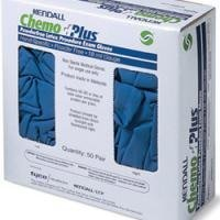 Chemoplus Chemotherapy Gloves LARGE Box: 50 by Kendall