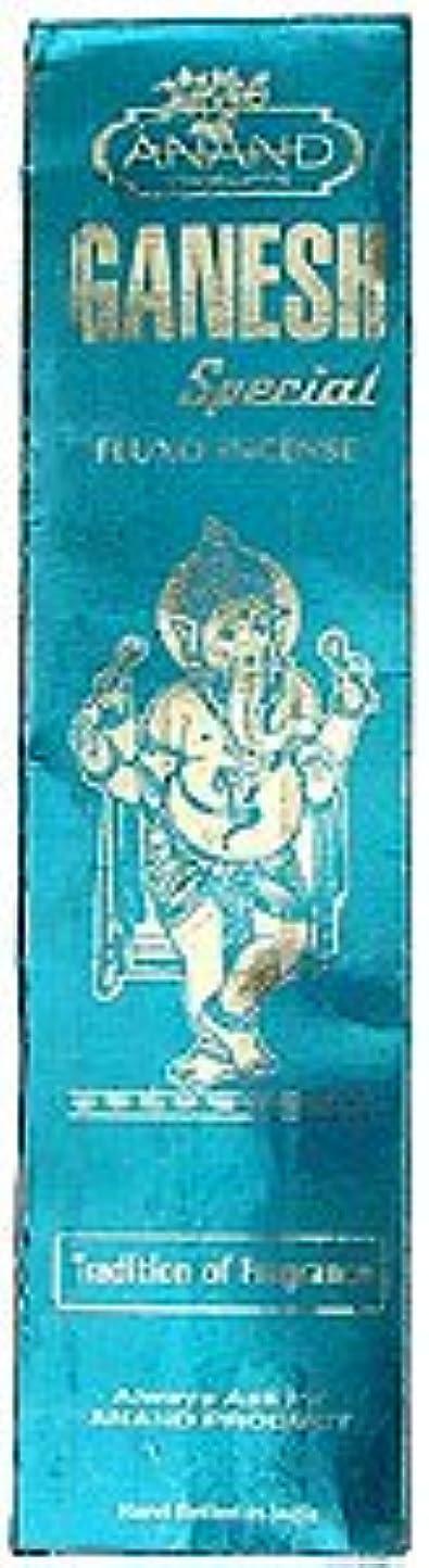無法者識字シードAnand Ganesh特別なfluxo incense – 25グラムパッケージ – エキゾチックインドからIncense