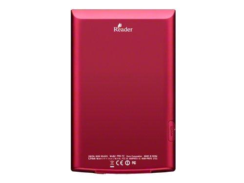 ソニー(SONY) 電子書籍リーダー Wi-Fiモデル Reader レッド PRS-T2/RC