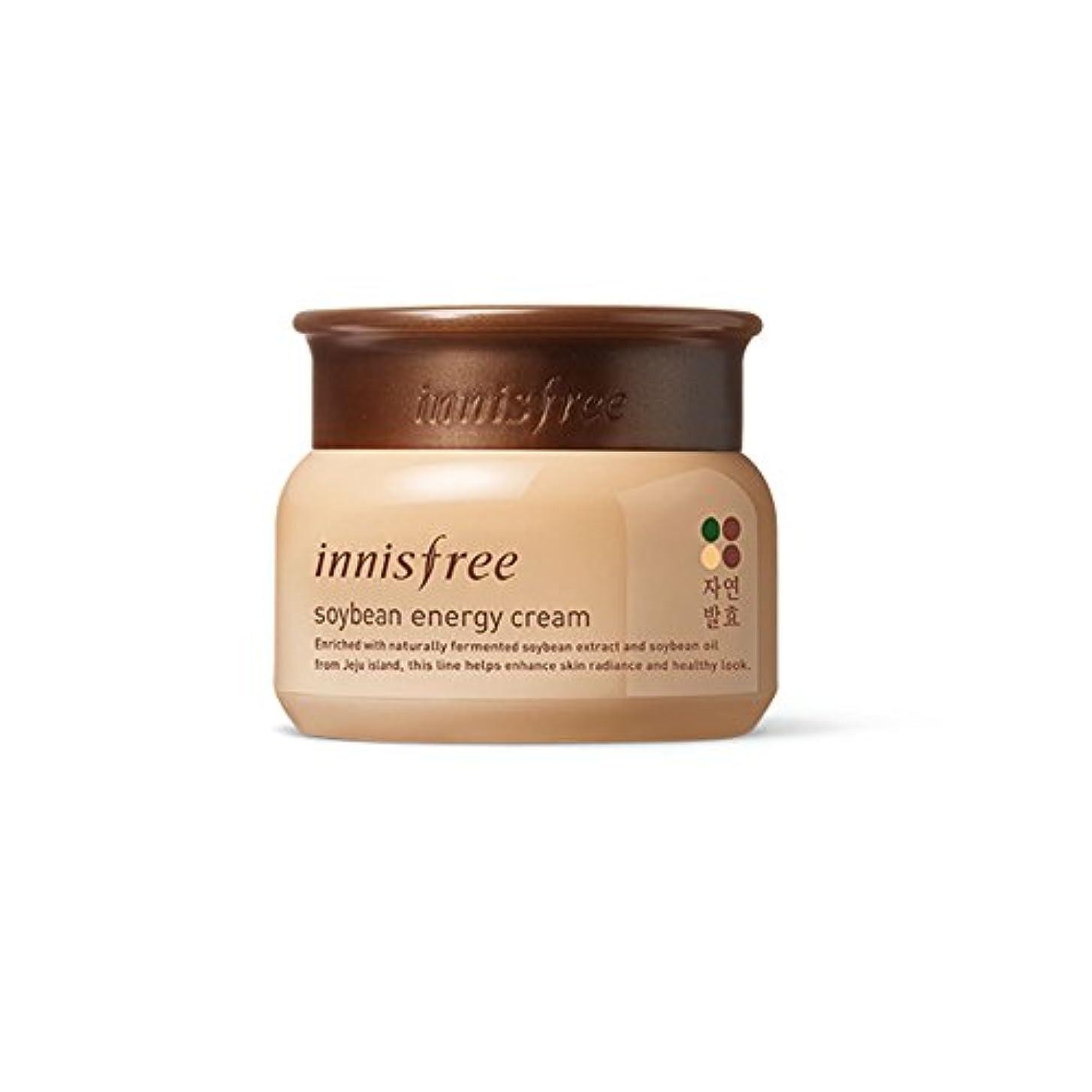 マラソン賭け珍しいイニスフリー Innisfree 発酵大豆 弾力 クリーム(50ml) Innisfree Soy Bean Firming Cream(50ml) [海外直送品]