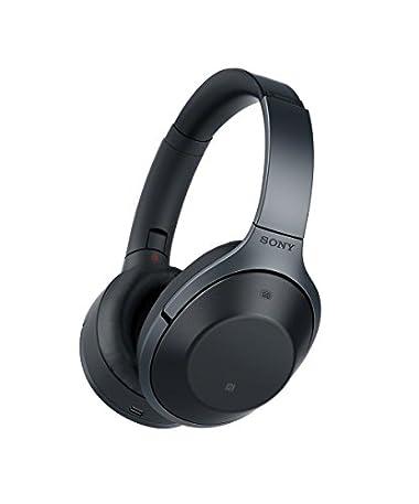 ソニー SONY ワイヤレスヘッドホン ノイズキャンセリング MDR-1000X BM ブラック
