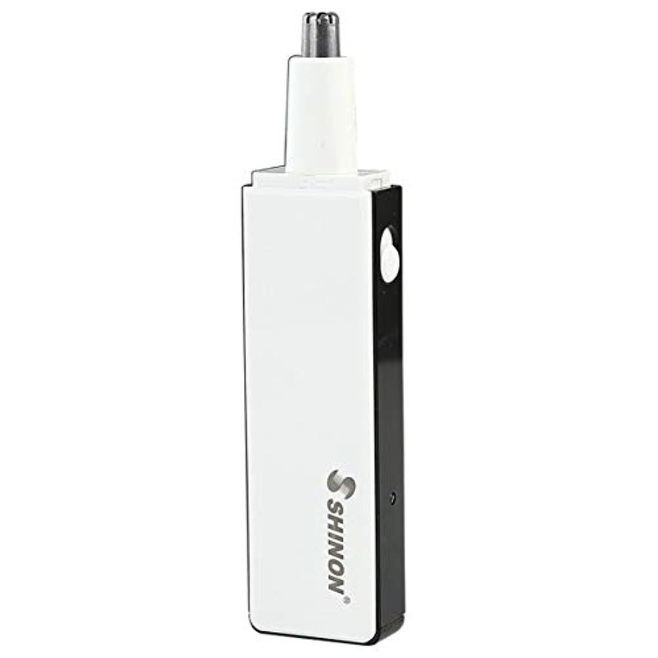 力学入手しますワットSHINON SH-2052 Multifunction 3 In 1 Rechargeable Electric Ear Nose Trimmer Portable Hair Clipper Shaver Eyebrow...