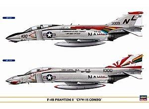 1/72 F-4BファントムII CVW-15コンボ
