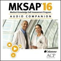 Mksap 16 Audio Companion: Medical Knowledge Self-Assessment Program