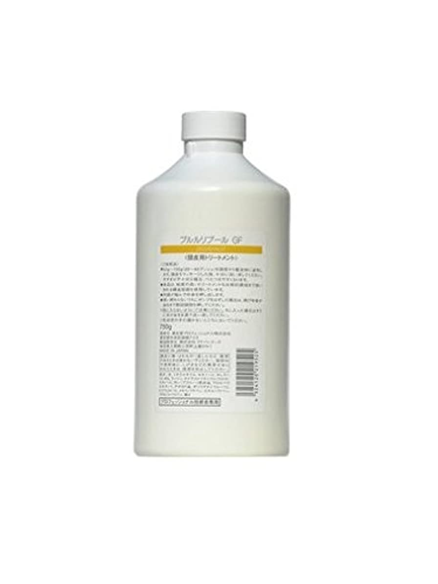 流暢アプト輸血プルルリブール GF(グレープフルーツ)頭皮用トリートメント 750g