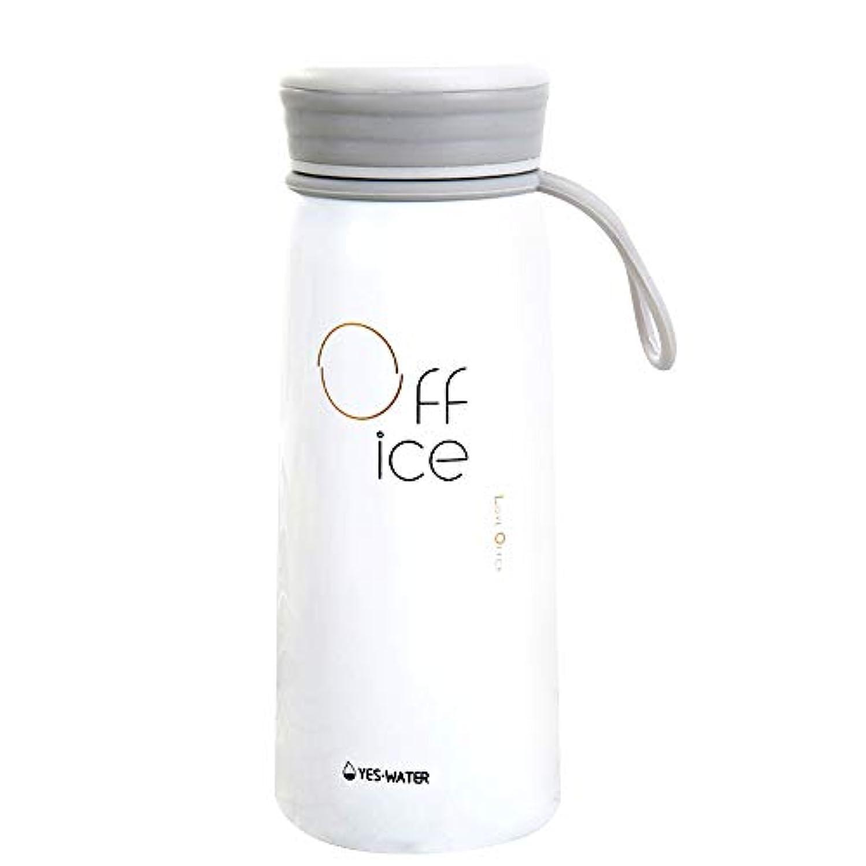 認識振幅兵士Newsmy 水筒300ml/400ml 直飲み ステンレス マグボトル おしゃれ 保温 保冷 真空断熱ボトル マグカップ ミニボトル