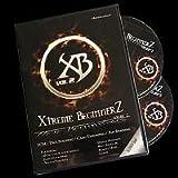 ◆手品?マジック◆Xtreme BeginnerZ Vol.2 (2DVD) by De'vo◆SM950