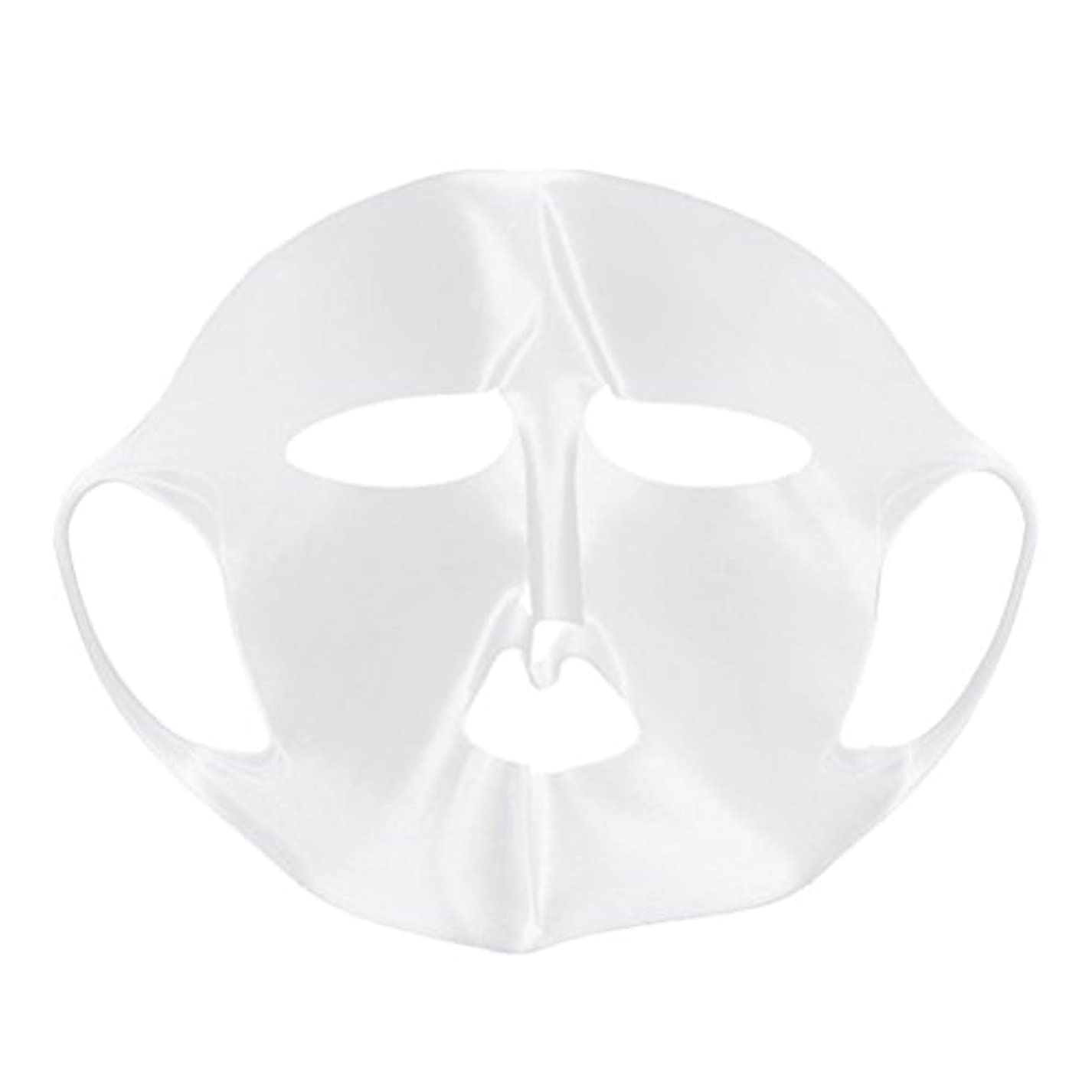 プレミアム陸軍ロシアBeaupretty シートマスクカバーのためのシリコーンの再使用可能な顔のマスクカバー顔の保湿マスク