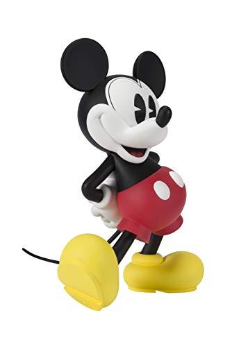 フィギュアーツZERO ミッキーマウス 1930s 約130mm PVC&ABS製 塗装済み完成品フィギュア