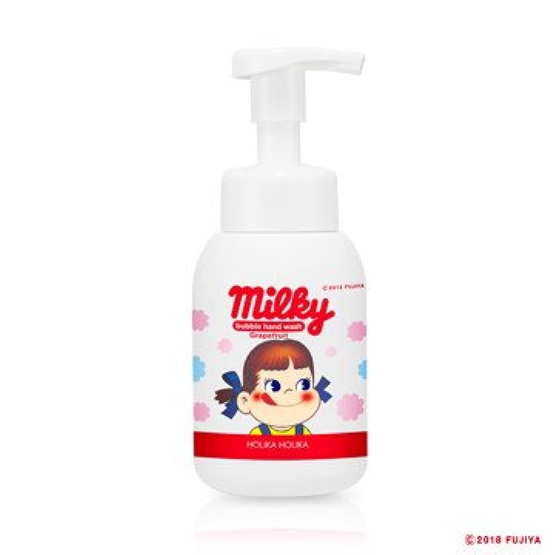 グリーンバック剥ぎ取る一般的にHolika Holika [Sweet Peko Edition] Bubble Hand Wash/ホリカホリカ [スイートペコエディション] バブルハンドウォッシュ 250ml [並行輸入品]