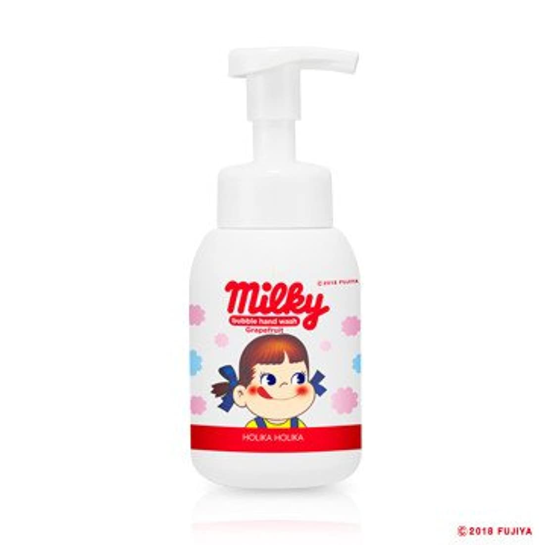 文庫本強い上下するHolika Holika [Sweet Peko Edition] Bubble Hand Wash/ホリカホリカ [スイートペコエディション] バブルハンドウォッシュ 250ml [並行輸入品]