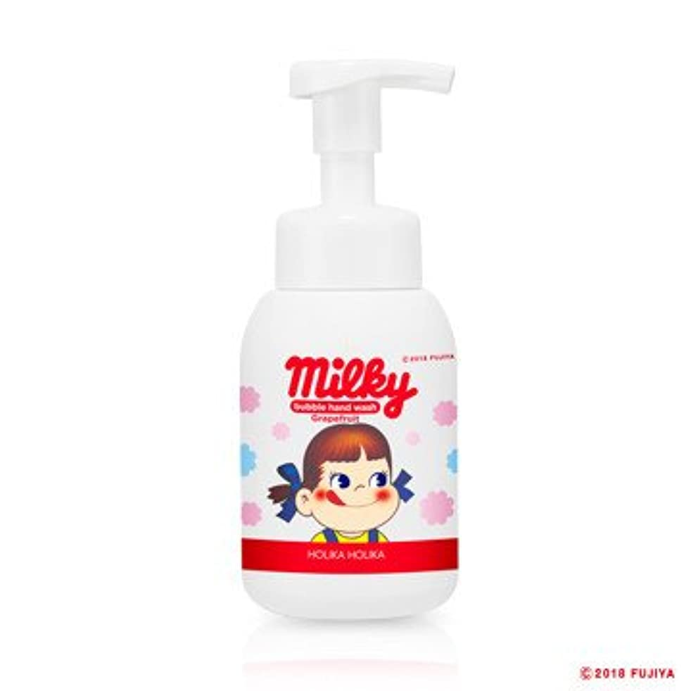 Holika Holika [Sweet Peko Edition] Bubble Hand Wash/ホリカホリカ [スイートペコエディション] バブルハンドウォッシュ 250ml [並行輸入品]