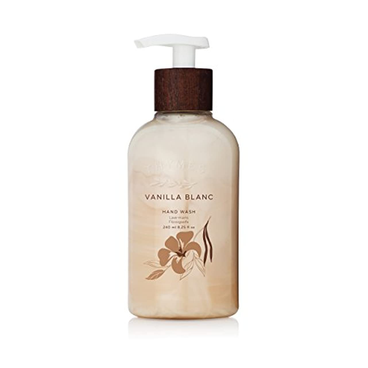 エクステント報奨金ポケットタイムズ Vanilla Blanc Hand Wash 240ml/8.25oz並行輸入品