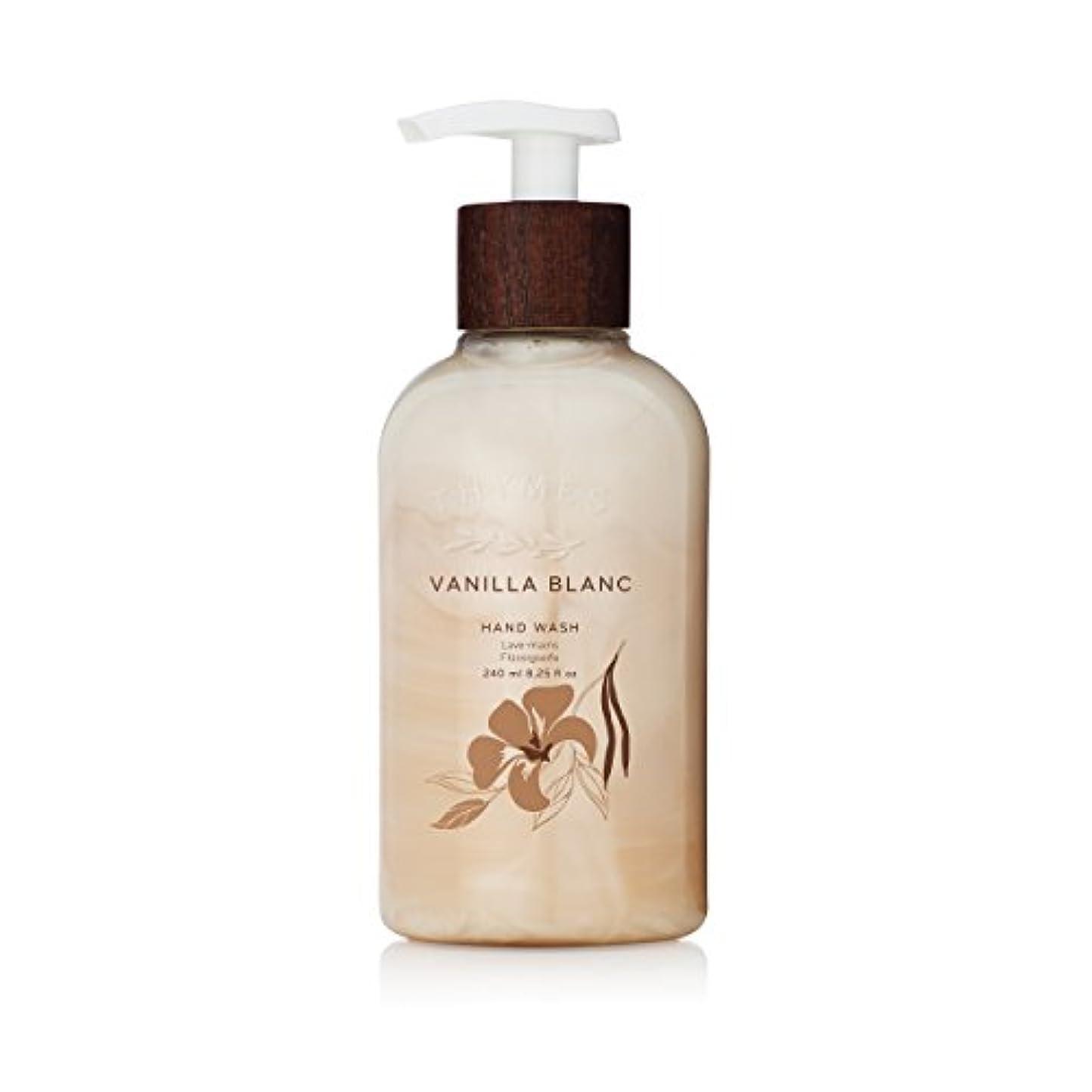 グリースプランテーション空洞タイムズ Vanilla Blanc Hand Wash 240ml/8.25oz並行輸入品