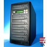 DVDデュプリケーター SC05(SONY搭載)日本語表示 5シリーズ(1:5)DVDコピー機 / スリーエー株式会社