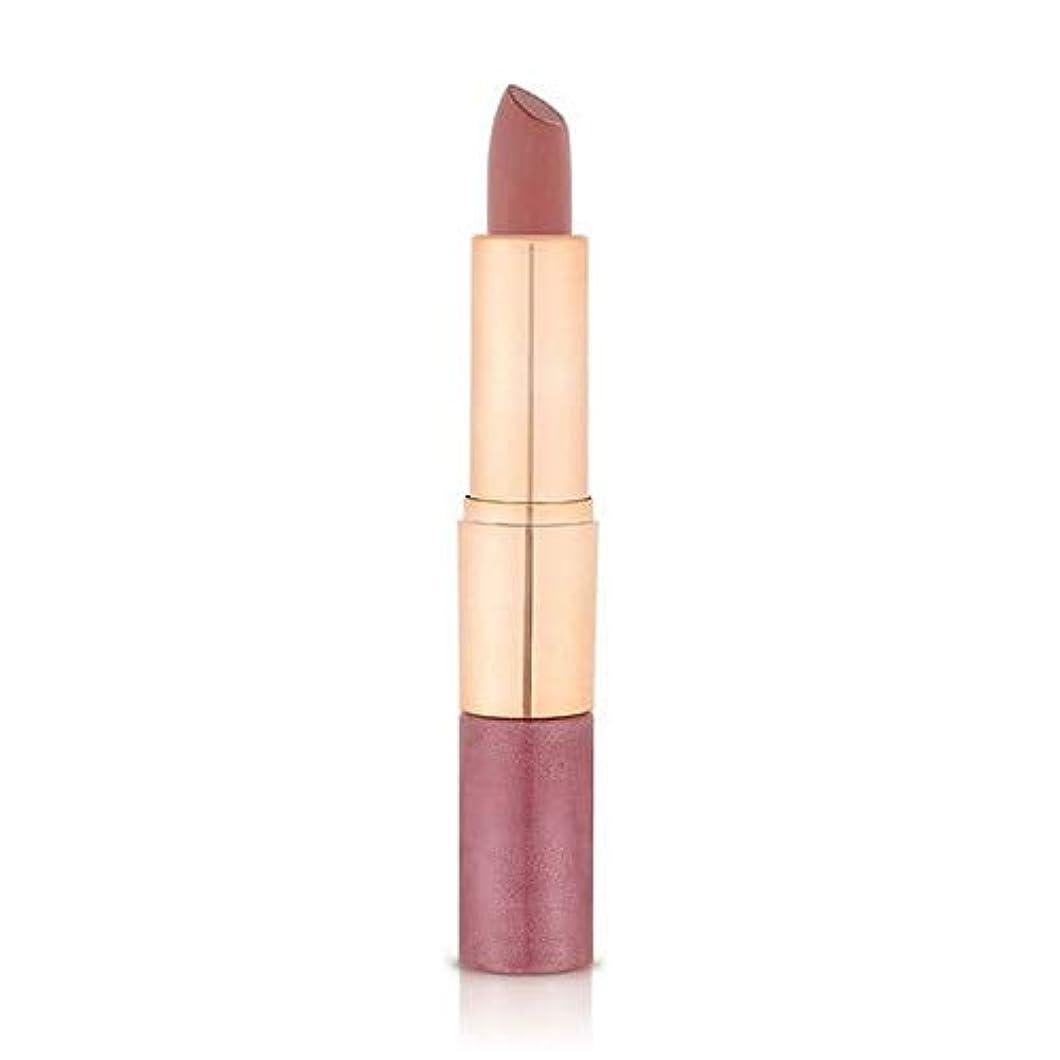 目を覚ます滅びる流産[Flower Beauty ] 花の美しさのミックスN」はマットリップスティックデュオピンクくすぐら687 - Flower Beauty Mix N' Matte Lipstick Duo Tickled Pink 687 [並行輸入品]