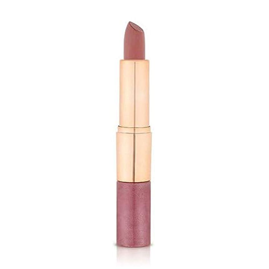 悩み非武装化制限された[Flower Beauty ] 花の美しさのミックスN」はマットリップスティックデュオピンクくすぐら687 - Flower Beauty Mix N' Matte Lipstick Duo Tickled Pink...