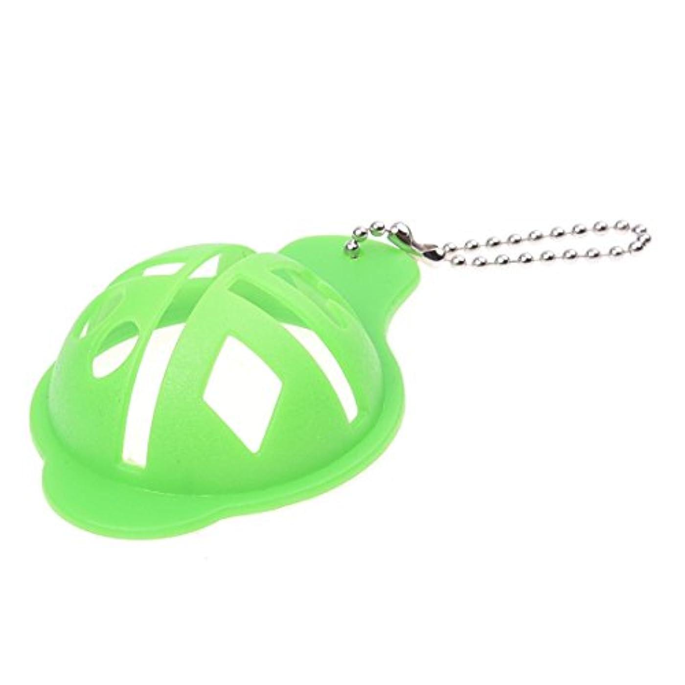 浮く保存銀Naliovker ゴルフボール ラインライナーマーカー テンプレートマーク スポットライナー(緑)