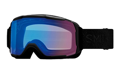 17-18 SMITH スミス ゴーグル Showcase ショーケース 眼鏡対応 Black Mosaic [Storm Rose Flash] CHROMAPOP JAPAN FIT アジアンフィット 日本正規品