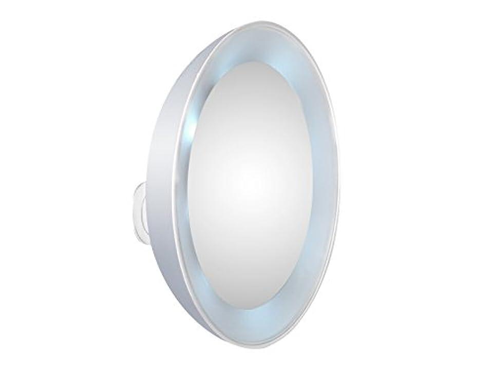 極地瞳あごTWEEZERMAN マグニファイングミラー LEDライト付き 58400-268