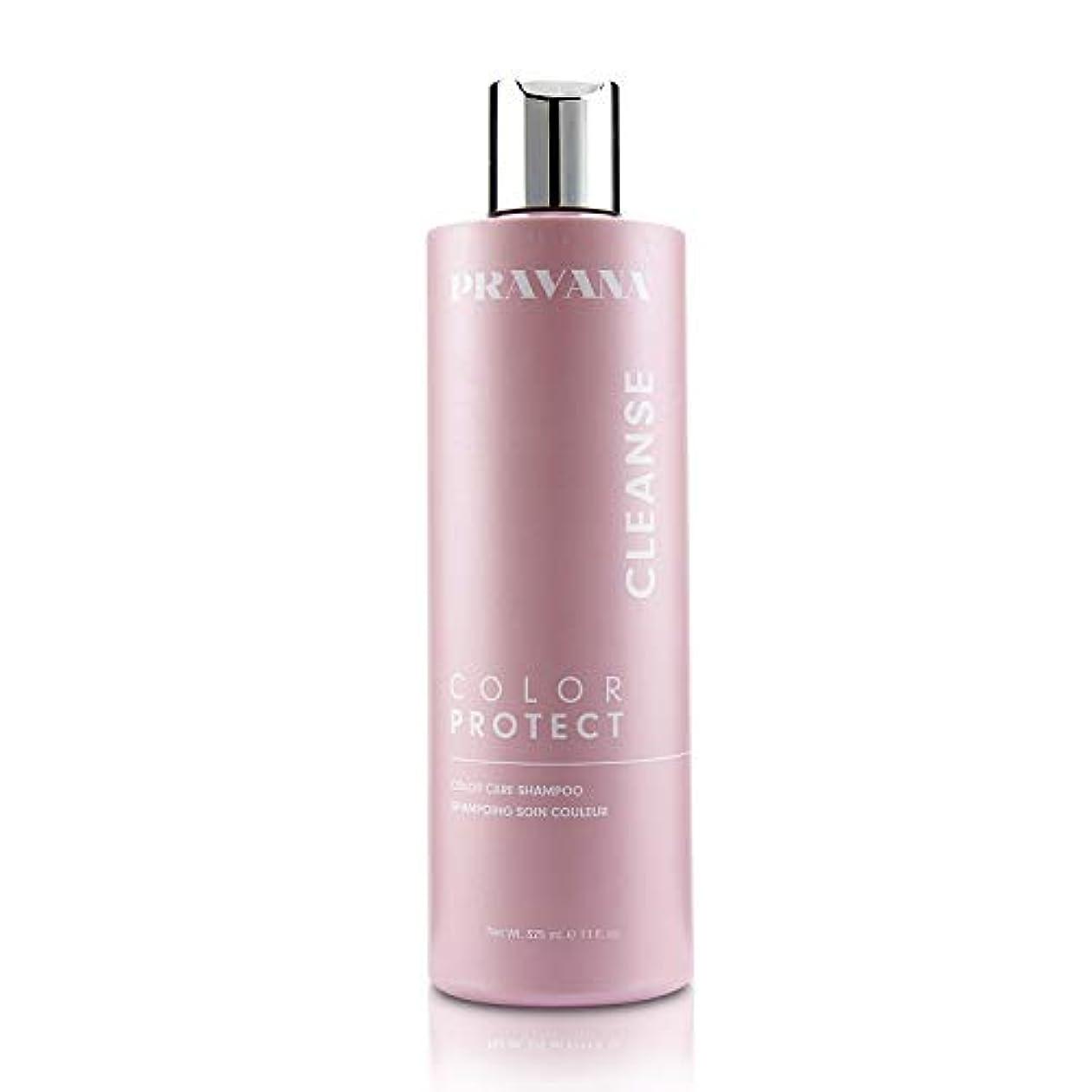 ワットテクトニックシフトPravana Color Protect Color Care Shampoo 325ml/11oz並行輸入品